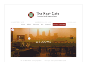 theroot-cafe.com