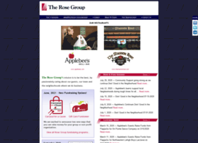 therosegroup.com