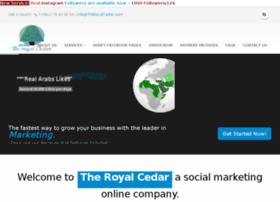 theroyalcedar.com