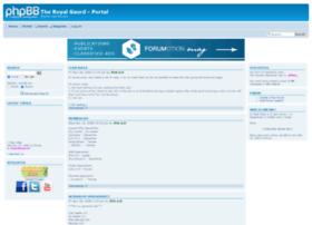 theroyalgaurd.forumotion.co.uk