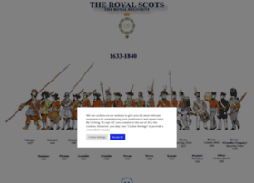 theroyalscots.co.uk