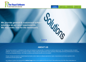 theroyalsoftware.com