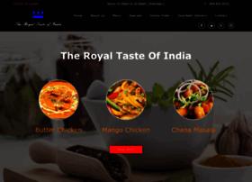 theroyaltasteofindia.com