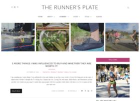 therunnersplate.com