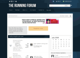 therunningforum.com