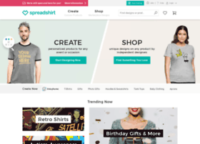 therussianbadger.spreadshirt.com