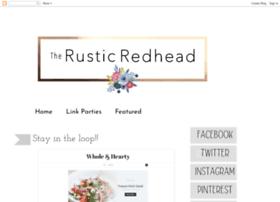 therusticredhead.blogspot.com