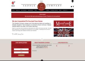 thesaddlecompany.co.uk