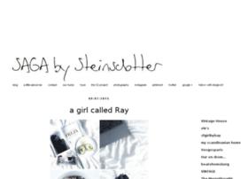 thesagabysteinsdotter.blogspot.no