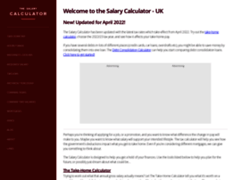 thesalarycalculator.co.uk