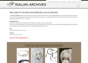 thesalukiarchives.com