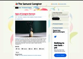 thesamuraicaregiver.com