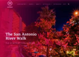 thesanantonioriverwalk.com