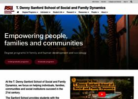 thesanfordschool.asu.edu