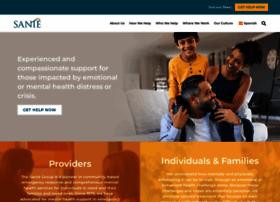thesantegroup.org