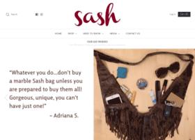 thesashbag.com