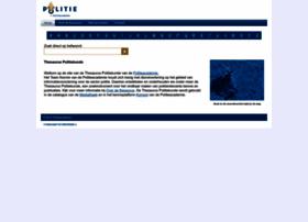thesaurus.politieacademie.nl