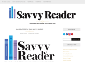 thesavvyreader.ca