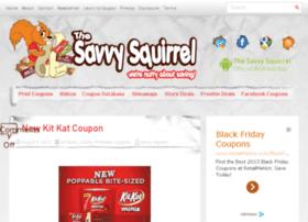 thesavvysquirrel.com