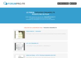 thesaydik.forumpro.fr
