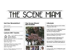 thescenemiami.com