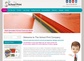 theschoolprintcompany.co.uk