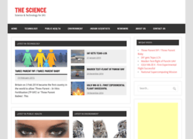 thescience.co.in