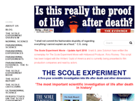thescoleexperiment.com