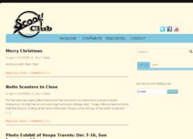 thescootclub.com