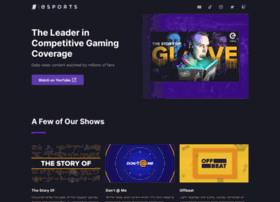 thescoreesports.com