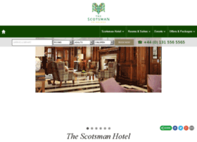 thescotsmanhotel.co.uk