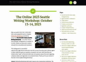 theseattlewritingworkshop.com