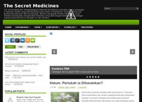 thesecretmedicines.blogspot.com