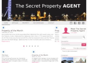 thesecretpropertyagent.com