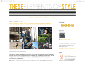 theseelementsofstyle.com