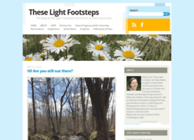 theselightfootsteps.com