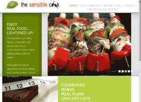 thesensiblecook.com