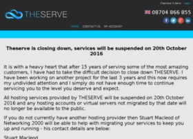 theserve.co.uk