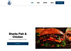 thesharksfishchicken.com