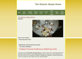 thesharpehouse.org