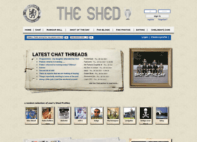 Theshed.chelseafc.com