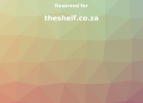 theshelf.co.za