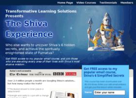 theshivaexperience.com