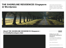 theshorelineresidencessingapore.wordpress.com