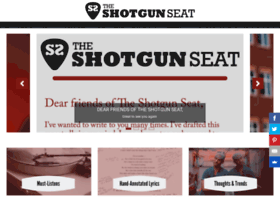 theshotgunseat.com