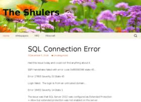 theshulers.com