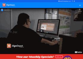 thesigndepot.com