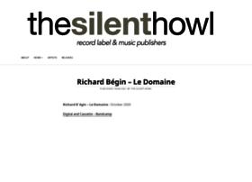 thesilenthowl.com