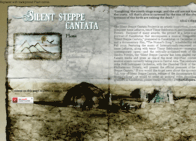 thesilentsteppe.org
