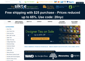 thesilktiefactory.com